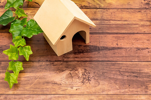 夫名義の自宅不動産を財産分与で取得し、住宅ローンを引き受ける形で金融機関の抵当権を抹消させることに成功した事例。